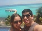 Patrícia Santana e Yuri Silva - Cancún
