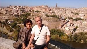 Carlos José e Maria de Fátima Costa