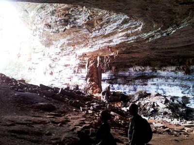 Caverna Lapa Doce